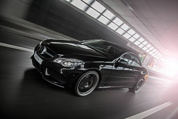 VÄTH Automobiltechnik hat das Mercedes E 500 Cabrio getunt - Foto: Miranda Media