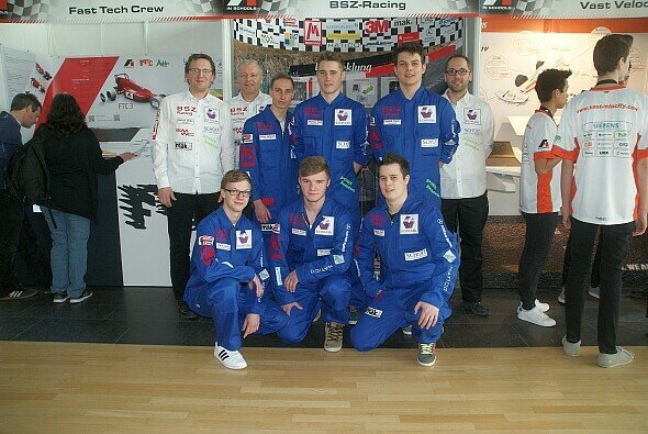 Das Team von BSZ-Racing - Foto: Andreas Buettner