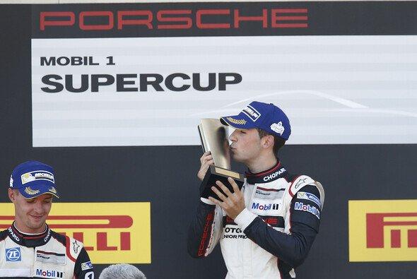 Sven Müller ist Vizemeister im Porsche Mobil 1 Supercup 2015 - Foto: Porsche