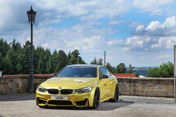 Das VOS-Team hat sich diesmal einen BMW M4 vorgeknöpft - Foto: MIRANDA MEDIA