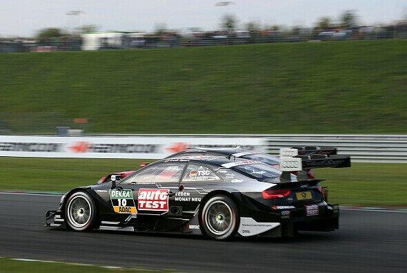 Timo Scheider ist nach seinem Comeback von der Fairness der Fans beeindruckt - Foto: Audi