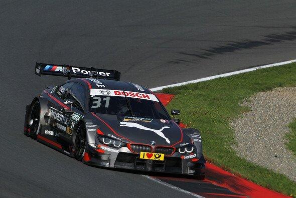 Tom Blomqvist hat seinen ersten DTM-Sieg eingefahren - Foto: BMW AG