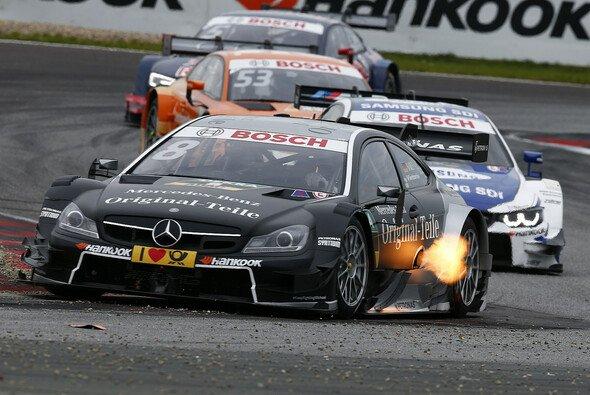 Mercedes lässt sich Zeit mit seinem DTM-Fahreraufgebot für 2016 - Foto: DTM