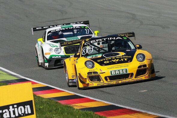 Spannender Titelkampf zwischen Mercedes-Benz, Porsche und BMW - Foto: ADAC GT Masters