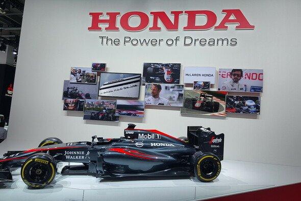 The Power of Dreams - kann McLaren so nicht unterschreiben - Foto: Motorsport-Magazin.com