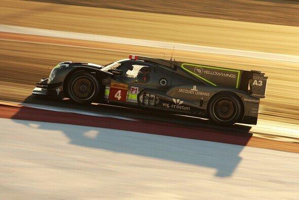 Pierre Kaffer könnte die Privatwertung der LMP1 für sich entscheiden - Foto: ByKOLLES Racing