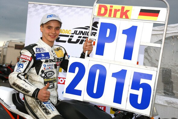 Dirk Geiger wird 2016 in der IDM für Kiefer Racing Gas geben - Foto: ADAC/Schneider