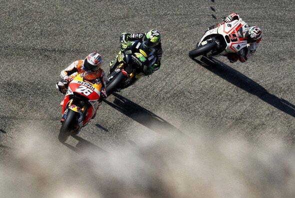 Honda führt das Feld auch im FP2 von Aragon an - Foto: Repsol Honda