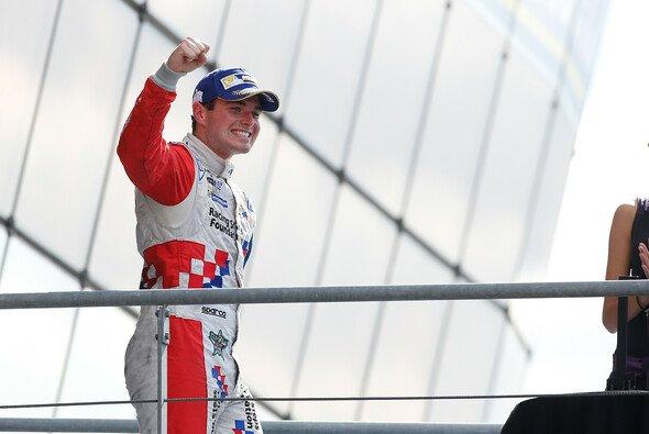 Oliver Rowland ist der neue Champion - Foto: WS by Renault