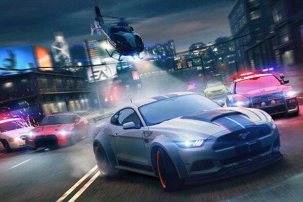 'No Limits' ist der neueste Teil der erfolgreichen Need-for-Speed-Serie - Foto: EA Sports