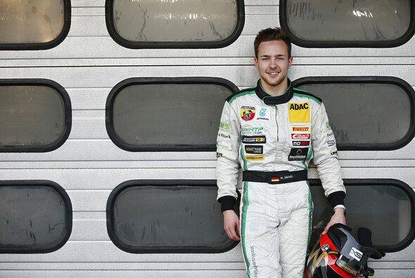 Erfolgreichster ADAC Formel 4-Pilot: Marvin Dienst - Foto: ADAC Formel 4
