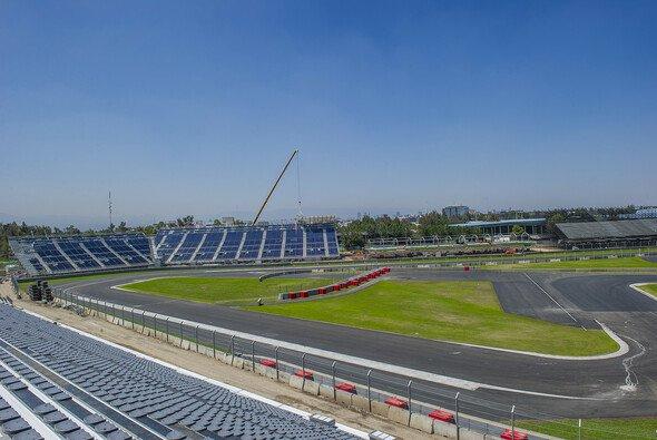 Blauer Himmel zum Rennwochenende in Mexiko oder überwiegen doch die Regenwolken? - Foto: Mexiko GP