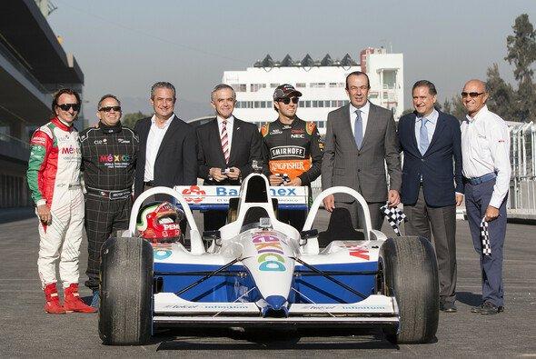 Mexiko ist bereit für das Comeback der Formel 1 - Foto: Mexiko GP