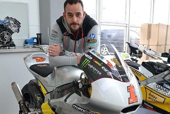 Alex Baumgärtel hat das erfolgreichste Moto2-Unternehmen aufgebaut - Foto: Motorsport-Magazin.com