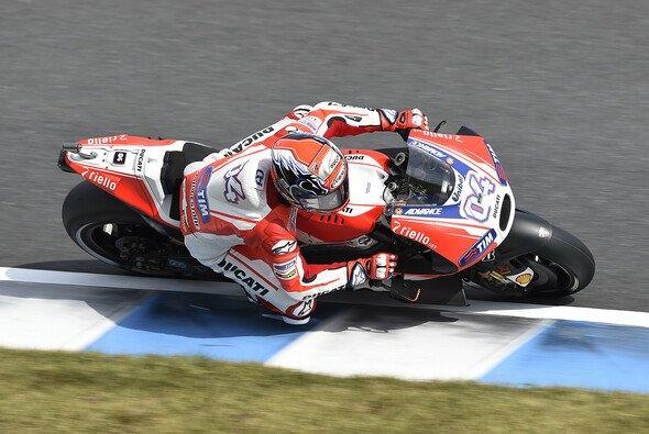 Andrea Dovizioso hielt mit seinem fünften Platz die Ducati-Fahne hoch - Foto: Ducati
