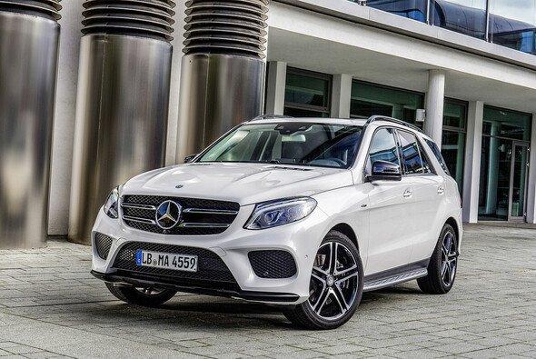 Der GLE 450 AMG 4MATIC ist bereits das dritte Fahrzeug der neuen Linie - Foto: Mercedes-AMG