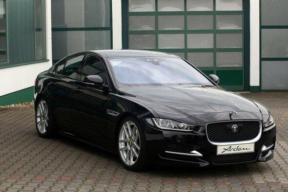 Arden hat den Jaguar XE modifiziert - Foto: Arden