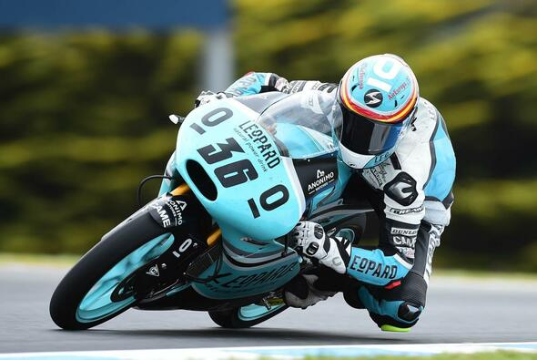 Der Australien-GP 2015 war Mirs erstes WM-Rennen - Foto: Leopard Racing