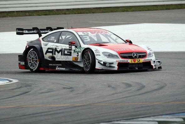 Paul Di Resta war beim Saisonabschluss bester Mercedes-Pilot - Foto: Speedpictures