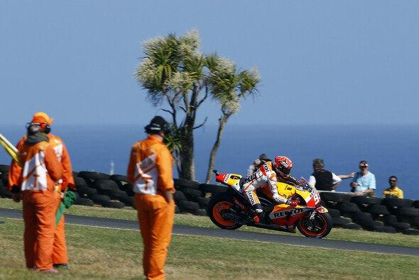 Phillip Island bleibt der MotoGP bis 2026 erhalten - Foto: Repsol