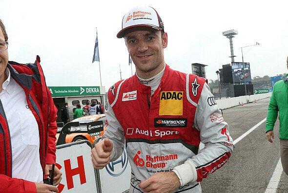 Mit dem vierten Saisonsieg reichte es für Green nur zur Vize-Meisterschaft - Foto: Audi