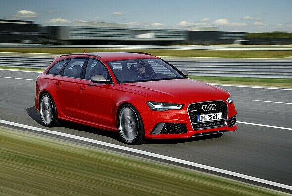 Der neue RS6 Avant performance sprintet in 3,7 Sekunden auf 100 km/h - Foto: Audi