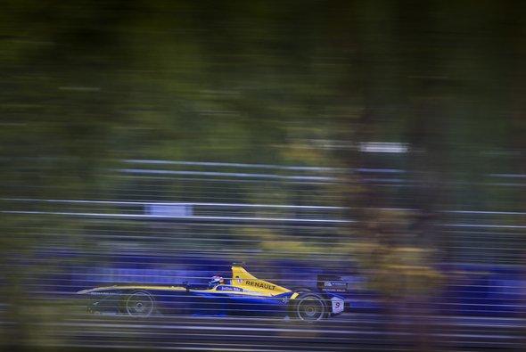 Sebastien Buemi erwartet beim Malaysia ePrix eine größere Herausforderung als in Peking - Foto: Formel E