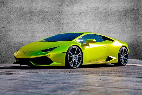 So sieht der Lamborghini Huracán in der Version von XXX Performance aus - Foto: XXX Performance