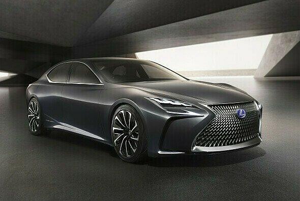Lexus präsentiert das LF-FC Concept Car auf der Tokyo Motor Show - Foto: Toyota