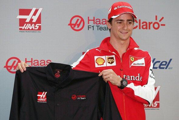 Esteban Gutierrez kommt als Ersatzfaher der Scuderia Ferrari zu Haas - Foto: Haas F1 Team/image.net