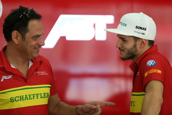 Hans-Jürgen Abt wird auch als TV-Experte ein Auge auf Sohn Daniel werfen - Foto: ABT Schaeffler Audi Sport