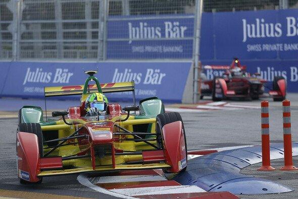 Lucas di Grassi gewinnt in Mexiko - Foto: ABT Schaeffler Audi Sport