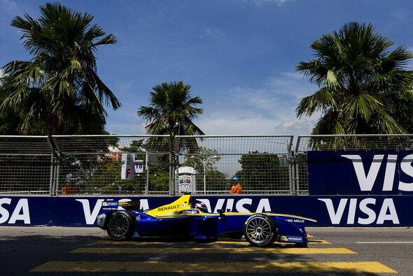 Sebastien Buemi war in Argentinien eine Klasse für sich - Foto: FIA Formula E
