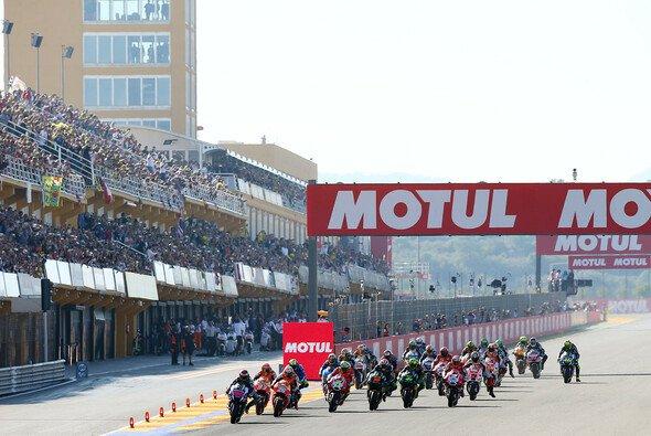 24 MotoGP-Plätze sind voraussichtlich für 2017 zu vergeben - Foto: Monster