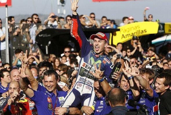 Lorenzo gesteht: Training nach WM vernachlässigt - MotoGP - Motorsport-Magazin.com