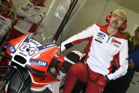 Das Ducati-Team brachte zum ersten Mal die Winglets in die MotoGP - Foto: Ducati