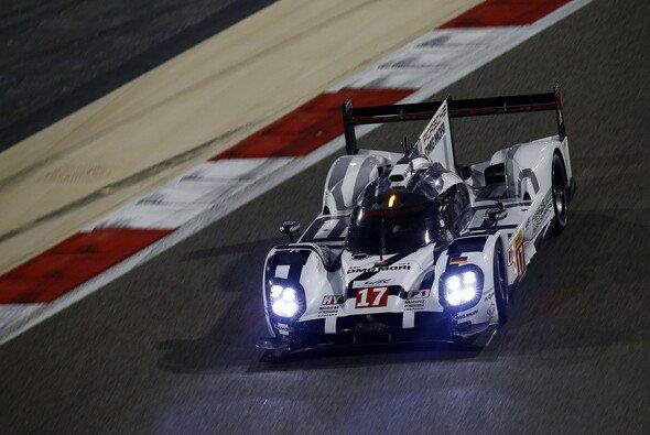 Porsches Nummer 17 sicherte sich erneut den Platz an der Sonne - Foto: Porsche