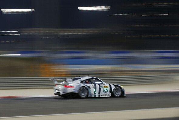 Im GT-Bereich sieht es für Porsche in Bahrain düster aus - Foto: Porsche