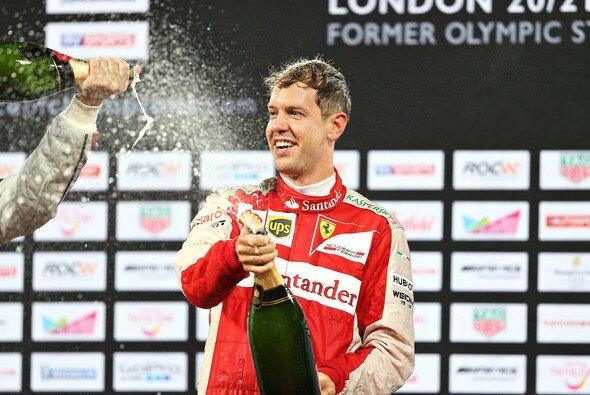 Sebastian Vettel will 2019 wieder beim Race of Champions angreifen - Foto: ROC