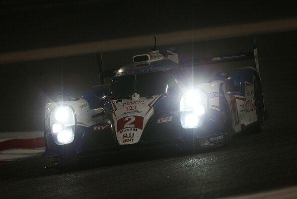 Nach dem Karriereende in der WEC kehrt Alex Wurz für die 24h Daytona zurück ins Renncockpit - Foto: Toyota