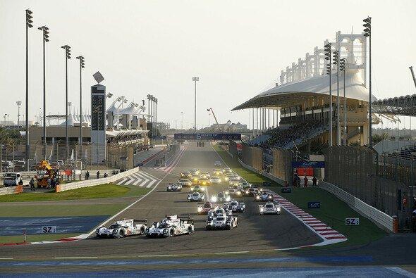 Der zweitägige Probelauf in Le Castellet ist der Startschuss zur neuen WEC-Saison - Foto: Porsche