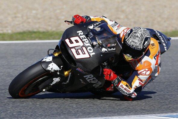 Marquez fordert von Honda titelfähiges Material - Foto: HRC
