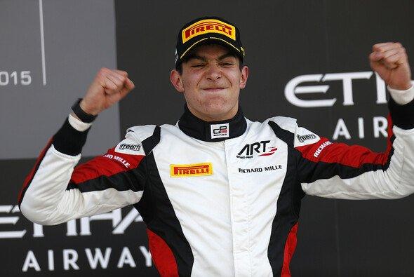 Esteban Ocon, der neue Meister der GP3 - Foto: GP3 Series