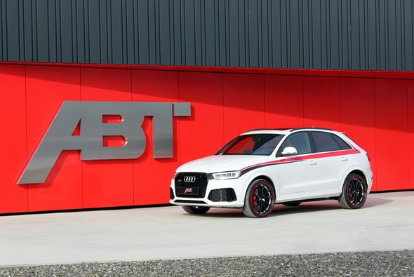 ABT präsentiert sein Upgrade für den Audi RS Q3 - Foto: ABT Sportsline GmbH
