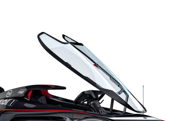 Die Cockpit-Kanzel - hier das McLaren-Konzept - soll spätestens 2017 kommen - Foto: McLaren