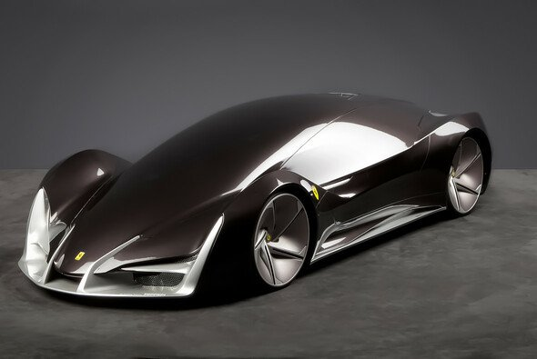 Der Ferrari der Zukunft - Foto: Billy Galliano