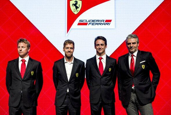 Ferrari blickt zurück auf eine rundum zufriedenstellende F1-Saison 2015 - Foto: Ferrari