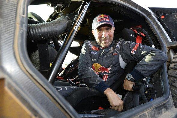 Stephane Peterhansel hat fast alle relevanten Rekorde der Dakar inne - Foto: Red Bull