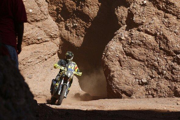 Stefan Svitko holt seinen allerersten Dakar-Tagessieg - Foto: ASO/DPPI