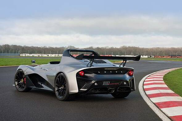 Foto: Group Lotus plc